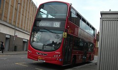 London General WVN33 on route 131 Tooting Broadway 11/08/19. (Ledlon89) Tags: london bus buses transport tfl transportforlondon londonbus londonbuses londontransport tooting mitcham swlondon arriva goaheadlondon londongeneral