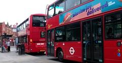 London General WVN29 on route 280 Mitcham 11/08/19. (Ledlon89) Tags: london bus buses transport tfl transportforlondon londonbus londonbuses londontransport tooting mitcham swlondon arriva goaheadlondon londongeneral