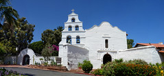Mission San Diego de Alcalá, San Diego California (Gail K E) Tags: california sandiego socal southerncalifornia church mission architecture 18thcentury scenic beautiful altacalifornia cali basilica spanishmissions