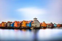 Dutch Colorflected (frank_w_aus_l) Tags: goningen netherlands color reflection nikon d850 longexposure nikkor 1635 house living beautiful cityscape city groningen provinzgroningen niederlande