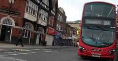 Arriva London DW504  on route 264 Mitcham 11/08/19. (Ledlon89) Tags: london bus buses transport tfl transportforlondon londonbus londonbuses londontransport tooting mitcham swlondon arriva goaheadlondon londongeneral