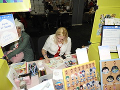 DSCN5426 JELLIE BEE (garydavidworthington) Tags: creators liverpool sunnyconanimeexpo 2019 art creative photography people garydavidworthington banjosandwitch artistic royalalbertdock accarena stall crafting handcrafted festival jelliebee