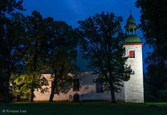 Karksi Peetri kirik (BlizzardFoto) Tags: karksipeetrikirik karksichurchofstpeter karksi kirik church öösel atnight valgustatud illuminated