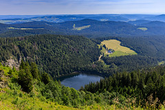 3 Countries (ajne1974) Tags: feldberg badenwürttemberg deutschland feldbergsee schwarzwald