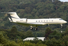 N45JE (GH@BHD) Tags: n45je gulfstreamaerospace gulfstream g5 g550 guv libertymutualinsuranceco bhd egac belfastcityairport aircraft aviation bizjet corporate executive