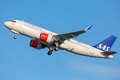 SE-ROR Airbus A320-251N SAS Scandinavian Airlines (Andreas Eriksson - VstPic) Tags: seror airbus a320251n sas scandinavian airlines