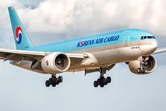 HL8043 Boeing 777-FB5 Korean Air Lines (Andreas Eriksson - VstPic) Tags: hl8043 boeing 777fb5 korean air lines
