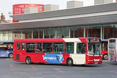 Warrington's Own Buses 58 DK55 OPM (johnmorris13) Tags: dk55opm vdl sb120 wrightcadet wrightbus bus