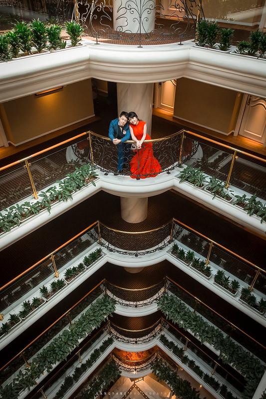 [台北婚攝] 子淵&薇文 早宜午宴 婚禮紀錄 @ 台北歐華酒店 | #婚攝楊康