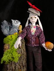 Wout (bentwhisker) Tags: doll bjd resin anthro lumedoll baughn 9745