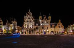 Mechelen (ost_jean) Tags: stadhuis longexposure nightphotography nikon d5300 tamron sp af 1750mm f28 xr di ii vc ld malines flanders belgium nacht nuit