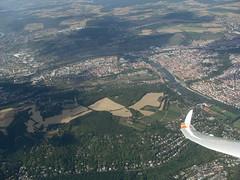 Würzburg Residenz (Roland Henz) Tags: fliegen segelfliegen segelflug 2019 11082019 bartholomä würzbugr residenz
