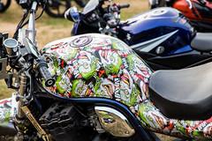 Great Bentley-Suzuki Bandit (Caught On Digital) Tags: bikenight bikers choppers custom essex greatbentley motorbikes motorcycles suffolkcrew suzuki