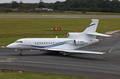 G-SMHA Dassault Falcon 7X (R.K.C. Photography) Tags: gsmha dassault falcon7x bizjet aviation aircraft conciergeultd 41 british luton bedfordshire england unitedkingdom uk londonlutonairport ltn eggw canoneos750d