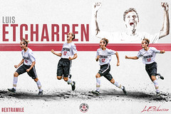 Luis_Etcharren_Graphic_Summer_19 (Sideline Creative) Tags: graphicdesign capturingthemoment soccer footballedits footballdesign digitalart sportsedit sportsgraphics sportsedits socceredit socceredits poster sportsposters photoshop montage collage 1dx canon