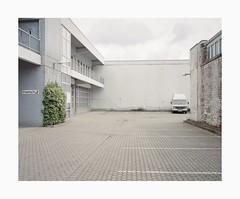 Cologne, 2019 (Darius Urbanek) Tags: 120 6x7 kodak mamiya7 portra400 analog color film mediumformat cologne köln backyard