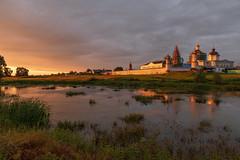 Kolomna (history) (gubanov77) Tags: russia kolomna sunset staroyebobrenevo monastery bobrenevmonastery church glow goldenhour landscape староебобренево temple folk folklore culture