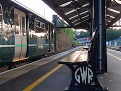 150207 Truro (2) (Marky7890) Tags: gwr 150207 class150 sprinter 2f92 truro railway cornwall cornishmainline train