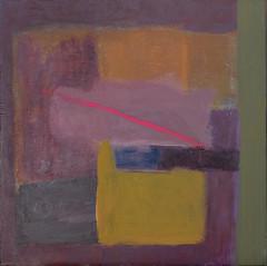 UPWARDS (Carol O'Neill - ART) Tags: art brewerstreet cambridge abstractart outdoor painting paintingbycaroloneill paintings
