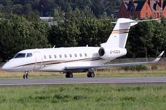 C-FZCV (GH@BHD) Tags: cfzcv gulfstreamaerospace gulfstream g280 skyservice skyservicebusinessaviation syb bhd egac belfastcityairport bizjet corporate executive aircraft aviation