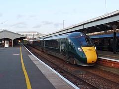 802022 Truro (3) (Marky7890) Tags: gwr 802022 class802 iet 1c87 truro railway cornwall cornishmainline train