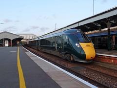 802022 Truro (1) (Marky7890) Tags: gwr 802022 class802 iet 1c87 truro railway cornwall cornishmainline train
