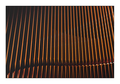 lines & wave (Armin Fuchs) Tags: arminfuchs würzburg universityofmusic music musicalinstrument organ orgel instrument stripes lines metal niftyfifty red