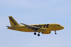 Spirit A319 (ars.ad8w) Tags: airbus a319 dfw