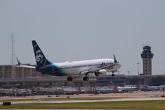 Alaska Airlines 737-900 (ars.ad8w) Tags: 737 737900 dfw