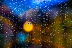 Rains in Jupiter (Pejasar) Tags: jupiter galactic travel window spaceship planetary rains droplets glass space