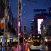 Night Tram_Bourke Street