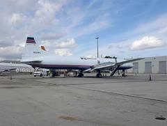 IFL Group                                         Convair 580                                        N391FL (Flame1958) Tags: iflgroup iflconvair iflcv580 iflcv5800 convair cv580 cv5800 n391fl convair580 mia kmia 150219 0219 2019 aircargo airfreight propliner 142204 flap2019 samsung s6 samsungs6