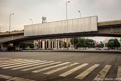 Jil0050 (mzrh1md) Tags: billboard blank bridge china city empty jilin street sumer