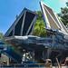 Tie Echelon Transport Ship Star Wars Galaxy's Edge Disneyland Resort in Anaheim, California