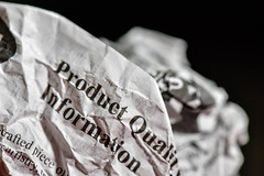 got it - thanks (johnnyb803) Tags: macromondays printedword information paper blackandwhite jcbrown