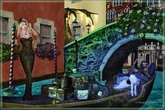 Lost In Venice (Bambi Chicque of BamPu Legacies) Tags: ©bampulegacies bambichicque ©tanyaelise'howardphotographygraphics secondlife blogger 3ddesigner graphicsartist photographer visualarts finearts virtualphotography fantasyart digitalphotography digitalarts creativedigitalart enchantment extraordinaire medievalfantasy roleplay lostinvenice maitreya cata glamaffair ramasalon risedesign itindulgetemptation unik lepunk sissboom cebobackdrops tlc drd deathrowdesigns nomad applefall dustbunny bampulegacies tentacio chicchica serendipityposes venice venezia italy venicegondola venicegondolapole pointer animesh animeshpet humble camera fruit suitcase gacha pose venetiangondola fairylamp lamppost companiondog venicecab eveninggownn rain veniceitaly birddog rialtobridge pigeon