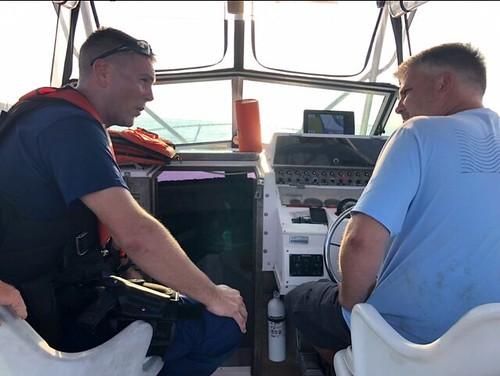 Coast Guard, partner agencies conduct maritime law enforcement operation