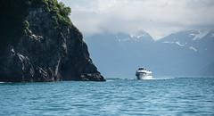 Boating Resurrection Bay (ap0013) Tags: boat boating resurrectionbay sewardalaska marine kenaifjords nationalpark np alaska ak seward