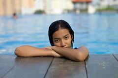 Thinking Of You (* Hazman Zie *) Tags: m9 leica summilux50mm summilux 50mm rangefinder manuallens manualfocus pool swimmingpool