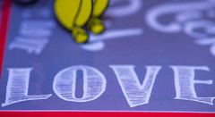 Love (jeff's pixels) Tags: macromondays printedword word love nikon d850