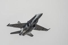 Hornet Vapour (C McCann) Tags: abbotsford airshow cyxx yxx international airport bc britishcolumbia fa18 demo vapour cf18 cf188