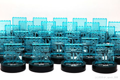 Brick Assembly: Bricks in the Six Trophies