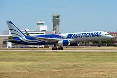 DAL (zfwaviation) Tags: kdal dal dallas love national cargo 757 n567ca airplane
