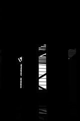 windowart1 (isiikhide) Tags: blackandwhite bw art abstract building contrast contemporary abstractart a700 artdeco lines fineart