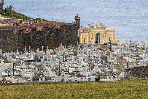 Cementerio Santa María Magdalena de Pazzi