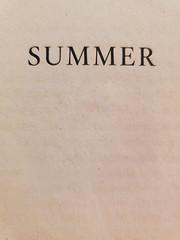 summer (Cookie ...) Tags: macromondays printedword chapter
