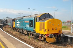 37424 at Great Yarmouth 2P13 0917 Great Yarmouth - Norwich 11/07/19. (chrisrowe37419) Tags: