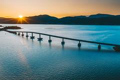 Bolsøy Bridge | Norway aerial #215/365 [Explored]