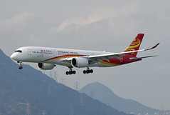 Hong Kong Airlines Airbus A350-941 B-LGB (EK056) Tags: hong kong airlines airbus a350941 blgb chek lap kok airport
