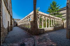 MORELLA (juan carlos luna monfort) Tags: castillo castellon castello antiguo ruinas arquitectura cieloazul nikond810 irix15 calma paz tranquilidad hdr